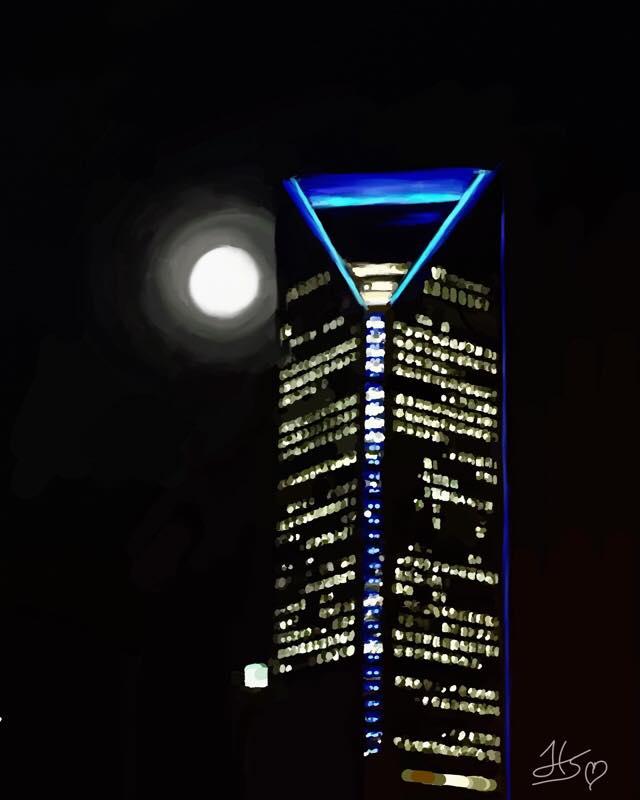 Day 672 Moon Energy