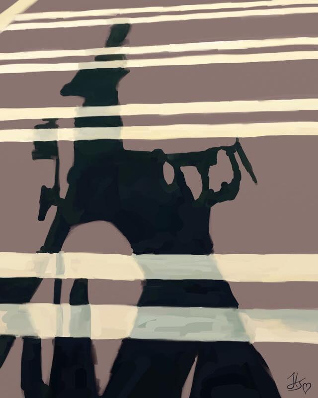 Day 793 Shadow Rider