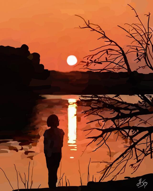 Day 776 Sunset Beauty